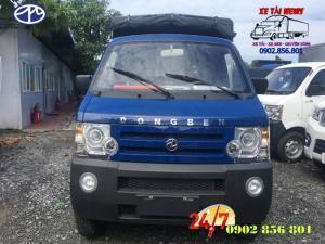 Xe tải DongBen 870kg: Lững – bạt – kín. 30tr lấy xe.