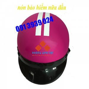 Cung cấp mũ bảo hiểm quảng cáo in logo, mũ bảo hiểm công ty, mũ bảo hiểm quà tặng sự kiện
