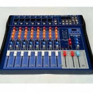 Mixer bàn Yamaha F7 Bluetooth USB model mới cuối năm 2018