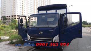 Xe tải Hyundai 7 tấn 3 thùng dài 6m3, xe tải thùng kèo bạt giá rẻ