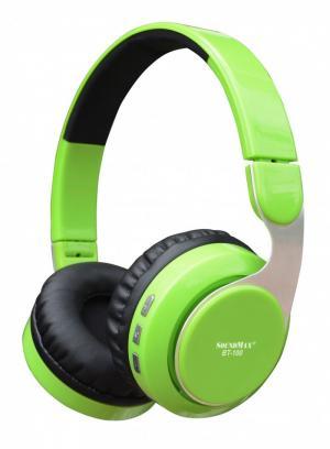 Headphone Bluetooth Soundmax Bt100