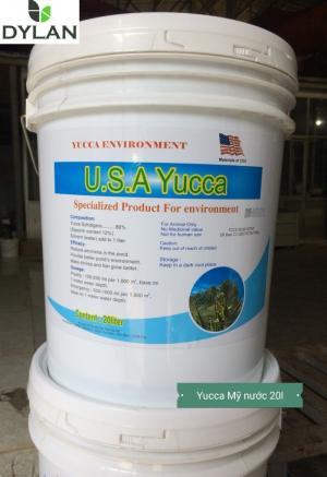 Công ty Dylan chuyên phân phối YUCCA nước