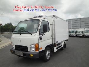 Xe tải đông lạnh giá rẻ
