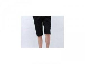 Quần short nam kaki cao cấp màu đen