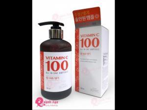 Serum Vitamin C Dưỡng Trắng Da  Hàn Quốc Quỳnh Nga Shop
