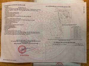 Cần tiền bán gấp căn hộ COSMO, 99 Nguyễn Thị Thập, đã có sổ hồng