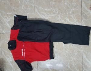 May áo quần sửa xe tại HCM giá rẻ uy tín