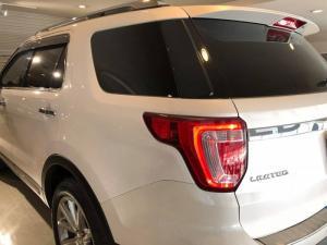 Ford Explorer 2017 Trắng Xe Đẹp Giá Hợp Lý.