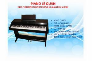 Piano Korg C-3500