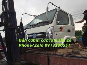 Bán cabin xe tải Cuu Long 5, 6, 7, 8 tấn