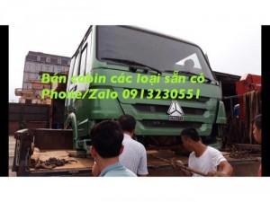 Bán Cabin Xe Ben Sino Truck Howo