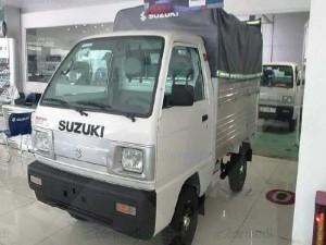 Suzuki 5 tạ tặng thuế trước bạ, trả góp