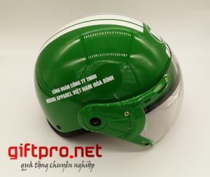 Sản xuất mũ bảo hiểm quà tặng đẹp độc lạ