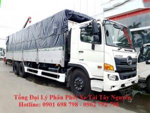 Xe tải Hino 16 tấn giá rẻ