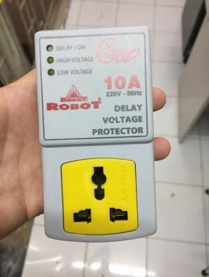 Ổ cắm bảo vệ điện áp Robot DELAY