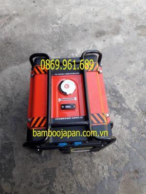 Máy Phát Điện Bamboo Bmb Ql 3500Ig (3,2Kw; Xăng; Xách Tay)