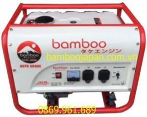 Máy Phát Điện Bamboo 4800C (3Kw; Xăng; Giật Tay)