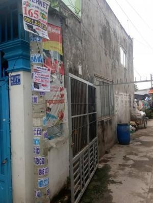 Cần bán nhà đường Nguyễn Thị Sáu, xã Thới Tam...