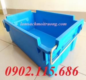 Sọt Nhựa, Khay Nhựa, Sóng Nhựa, Thùng Nhựa Giá Rẻ