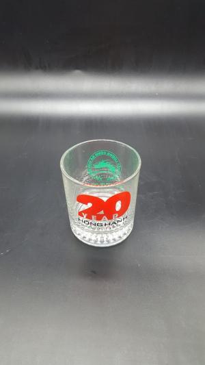 Xưởng sản xuất LY thủy tinh làm quà KM