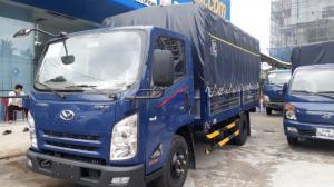 Xe tải IZ65 1.9 tấn, thùng mui bạt - Trả trước 100 triệu, giao luôn xe