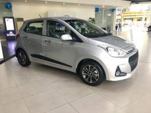 Hyundai i10 5 cửa, Màu Bạc, Có Giao ngay, HYUNDAI BÌNH DƯƠNG luôn có xe giao sẵn với giá cả hợp lý