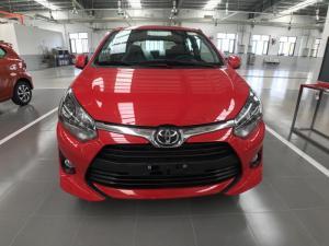 Toyota Wigo Số Tự Động Màu Đỏ, Nhập Khẩu Trực...