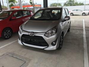 Toyota Wigo Màu Bạc Số Sàn, Nhập Khẩu Trực...
