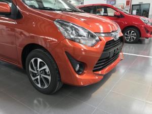 Toyota Wigo Số Tự Động Màu Cam, Nhập Khẩu...