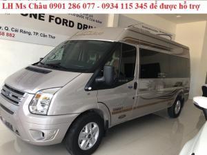Bán xe FORD TRANSIT 16 chỗ/mạnh mẽ/mẫu mã đẹp/giá cực sốc/chế độ bảo dưỡng cực tốt