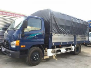 Xe tải Hyundai 110s 7 tấn, đóng thùng theo...
