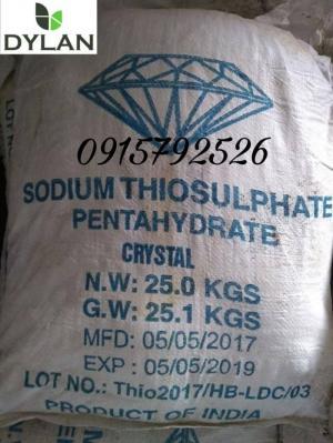 Thiosulphate - Chất trung hòa Chlorine