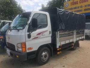 Xe tải Hyundai N250 2.5 tấn, thùng mui bạt...