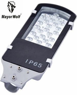 Hệ thống đèn LED chiếu sáng công cộng, xưởng sản xuất đèn LED - Mayor Wolf