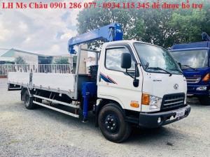 Bán xe tải Hyundai HD 120SL/thùng 6m3/ rộng rãi, thuận tiện/giá cực sốc/hỗ trợ trả góp