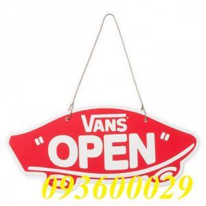 Cung cấp các loại biển Open close, biển đóng mở cửa