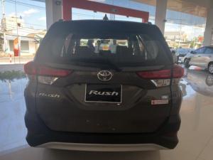 Toyota rush 1.5s at màu đồng nhập khẩu