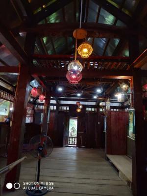 Biệt Thự Gỗ 25m X 50m Mặt Tiền Đường Nhựa Thuộc Xã Thái Mỹ Huyện Củ Chi