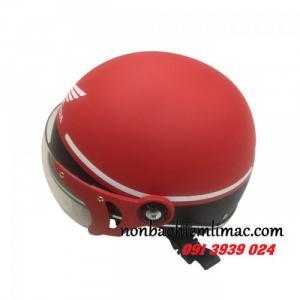 Địa chỉ bán nón bảo hiểm in logo đẹp, nón bảo hiểm đạt chuẩn