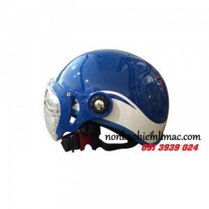 Địa chỉ sản xuất mũ bảo hiểm in logo, mũ bảo hiểm quà tặng khuyến mãi giá tốt