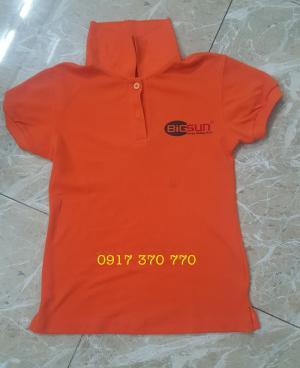 Xưởng may áo thun đồng phục uy tín chất lượng tại TP HCM