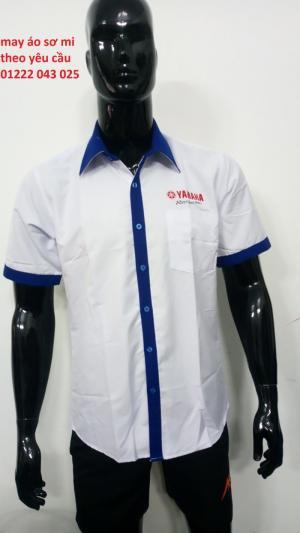 cửa hàng bán quần áo sữa xe honda , yamaha - may in thêu theo yêu cầu
