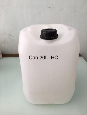 Can đựng hóa chất 20L vuông