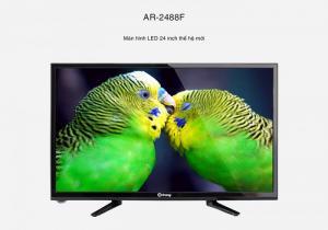 Tivi LCD Arirang 24 AR-2488F tích hợp các tính năng mới năm 2018