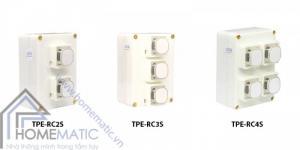 Công tắc điều khiển từ xa sóng RF TPE RCS