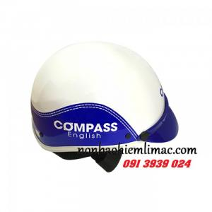 Cung cấp nón bảo hiểm quảng cáo, nón bảo hiểm quà tặng giá rẻ