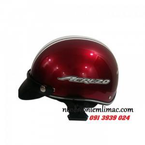 Nón bảo hiểm quảng cáo, nón bảo hiểm quảng cáo in logo công ty