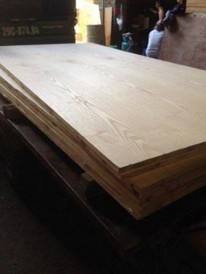 Ván gỗ ghép thanh- gỗ dán - MDF - ALUME