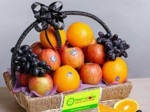Giỏ trái cây TPHCM - FSNK06