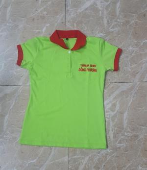 Xưởng may áo thun cá sấu đồng phục giá rẻ HCM